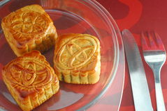 Moon Cake Royalty Free Stock Image
