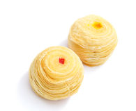 Moon cake in Chao Zhou style Royalty Free Stock Photo