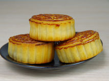 Moon cake Royalty Free Stock Photo