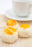 Moon cake Royalty Free Stock Photos