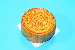 Moon cake Stock Image