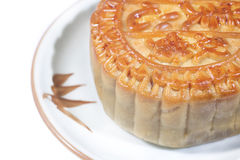Moon cakes. Royalty Free Stock Image