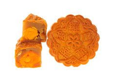 Moon Cakes Stock Photography