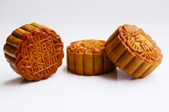 Moon cakes Royalty Free Stock Photography