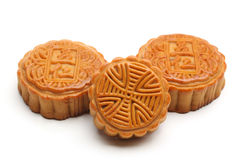 Moon cakes Stock Photo