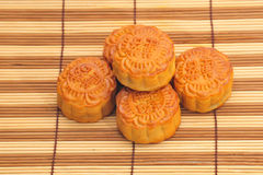 Moon Cakes Stock Images
