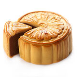 Moon cakes Stock Photos