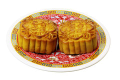 Moon Cakes Royalty Free Stock Photo
