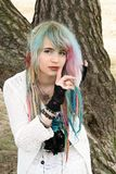 Moon Child, Modern Witch Bohemian Style. Stock Photography