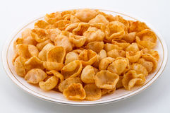 Moon Chips Food Royalty Free Stock Images