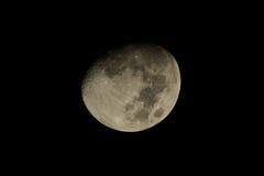 Moon closeup Stock Photos