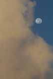 Moon and Cloud Stock Photos