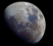 Moon In Color Royalty Free Stock Photo