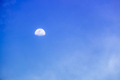 Moon at day Stock Photos