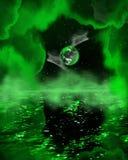 Moon dream royalty free stock photo