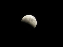 Moon eclipse royalty free stock images