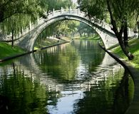 Moon Gate, Beijing, China Royalty Free Stock Image