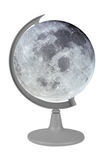 Moon globe Stock Photo