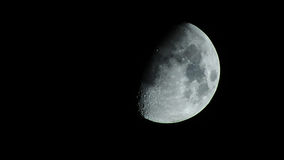 The moon-Moon royalty free stock images