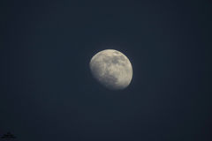 Moon. I love the moon, the moon love me, God bless the moon God bless me royalty free stock images