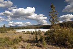 Moon Lake Stock Images