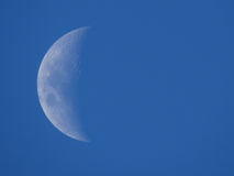Moon on the left Stock Photography