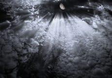 Moon Light stock illustration