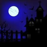 Moon Night Royalty Free Stock Image