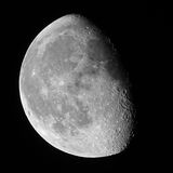 Moon phase Royalty Free Stock Photos