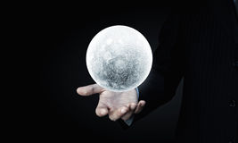 Moon planet Royalty Free Stock Photography