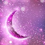 Moon ramadan Royalty Free Stock Photo