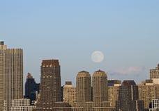Moon Rise Stock Photos