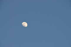Moon and sky Royalty Free Stock Images