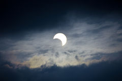 moon or sun Stock Images