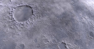 Moon surface Stock Photography