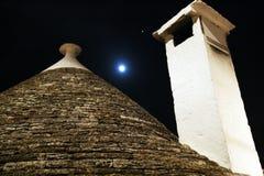 Moon trullo Stock Photo
