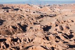 Moon Valley, San Pedro de Ataca Stock Image