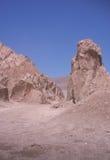 Moon Valley or Valle de la Luna Stock Images