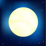 Moon. Vector Stock Photography