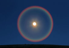Moonbow Royalty Free Stock Images