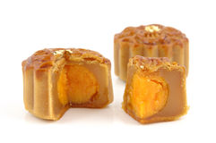 Mooncake Immagine Stock