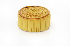 Mooncake Stock Photo