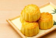 Китайский mooncake стоковые изображения rf
