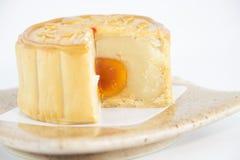 Mooncake Royalty-vrije Stock Foto