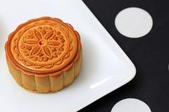 Mooncake Fotografia de Stock Royalty Free