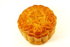 Mooncake Stockfoto