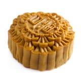 Mooncake chinês foto de stock