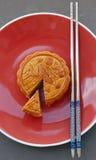 Mooncake Royalty Free Stock Photo