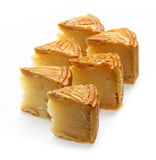 Mooncake. Chinese mid autumn festival food Royalty Free Stock Image