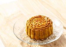 Mooncake delicioso Imagem de Stock